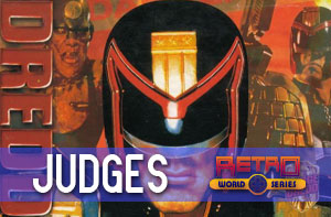 Retro World Series Judges