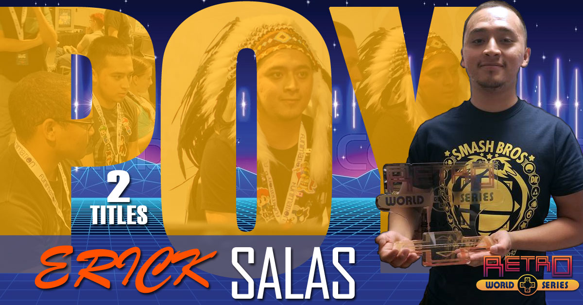 2017-18 Player of the Year - Erick Salas