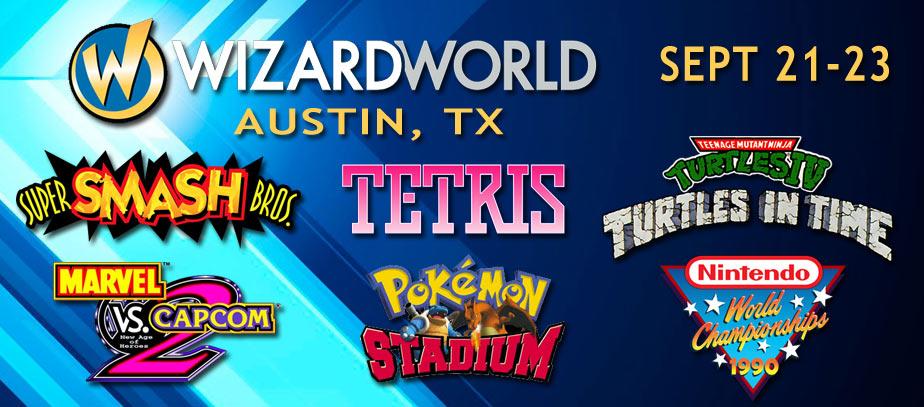 Wizard World Austin 2018
