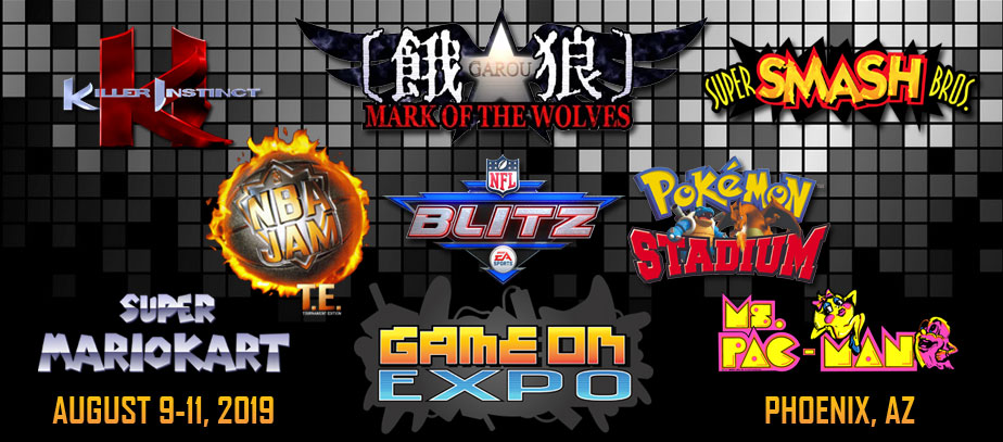 Game On Expo 2019