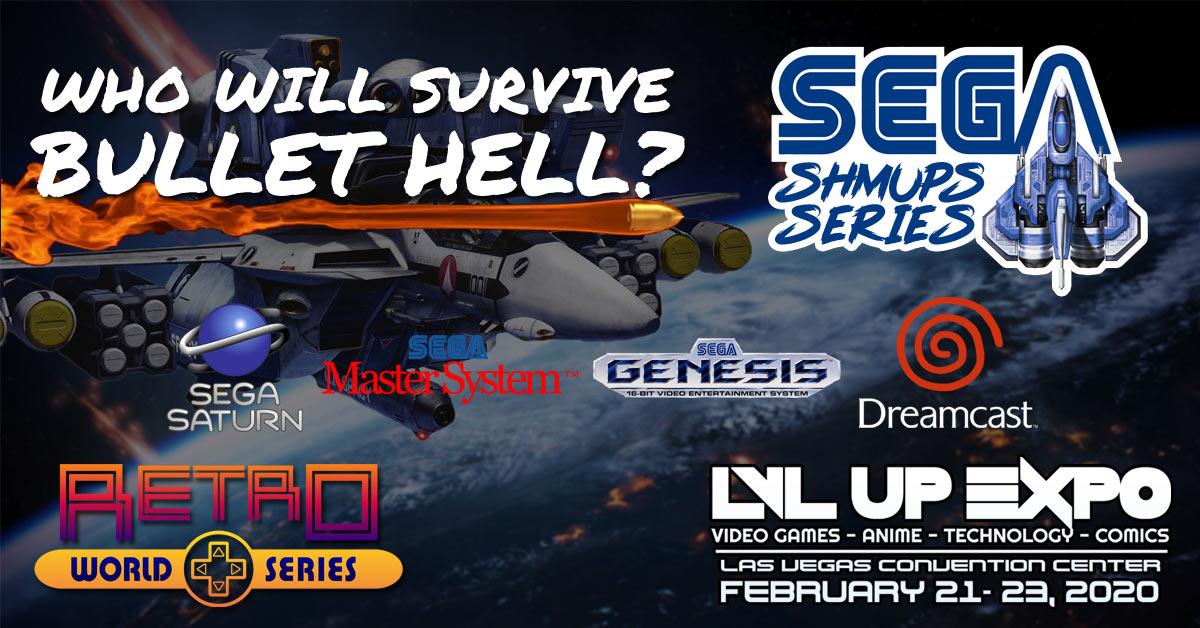 Sega Shmups Series 2020