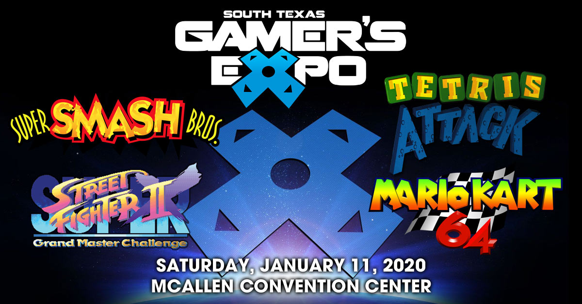 South Texas Gamers Expo 2020