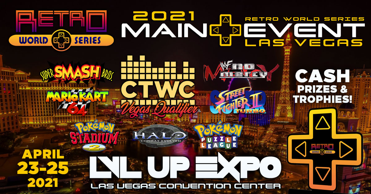 2021 Main Event at LVL Up Expo