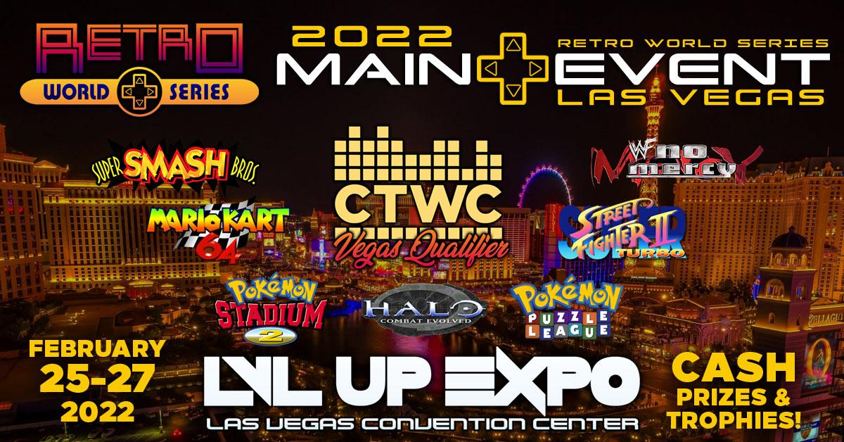 2022 LVL Up Expo