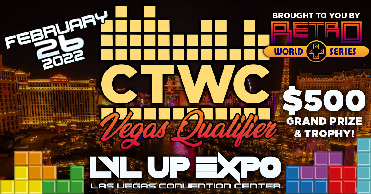 CTWC Vegas Qualifier
