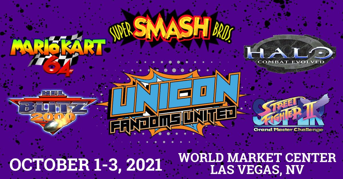 Unicon 2021 | Retro World Series